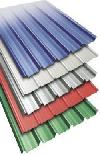 Profiling of corrugated steel